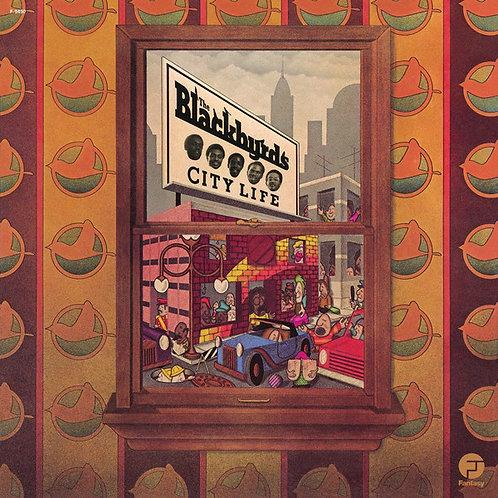 BLACKBYRDS LP City Life (Back To Black)