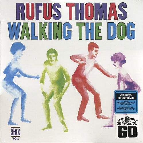 RUFUS THOMAS LP Walking The Dog