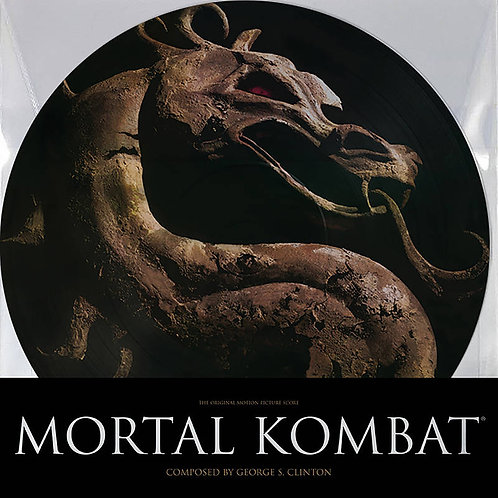 GEORGE S. CLINTON LP Mortal Kombat Soundtrack (RSD Drops September)
