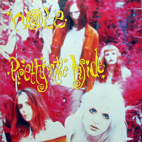 HOLE LP Pretty On The Inside (Purple Coloured Vinyl)