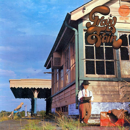 GRAVY TRAIN LP Gravy Train (Gatefold Cover - Vertigo Label)