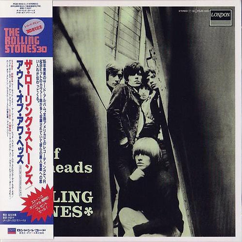 ROLLING STONES CD Out Of Our Heads (Japan)