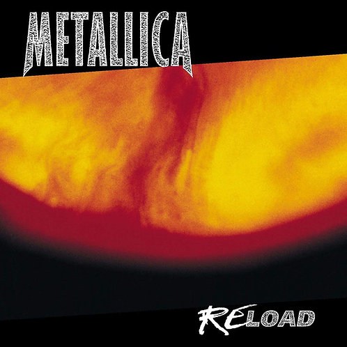 METALLICA CD Reload