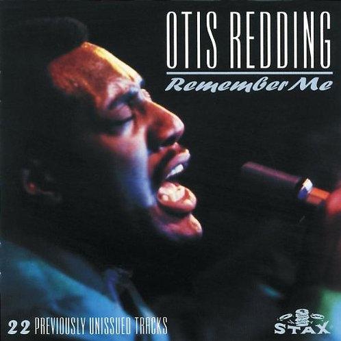 OTIS REDDING CD Remember Me (22 Previously Unissued Tracks)