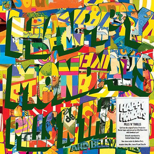 HAPPY MONDAYS LP Pills 'N' Thrills And Bellyaches (Remastered)