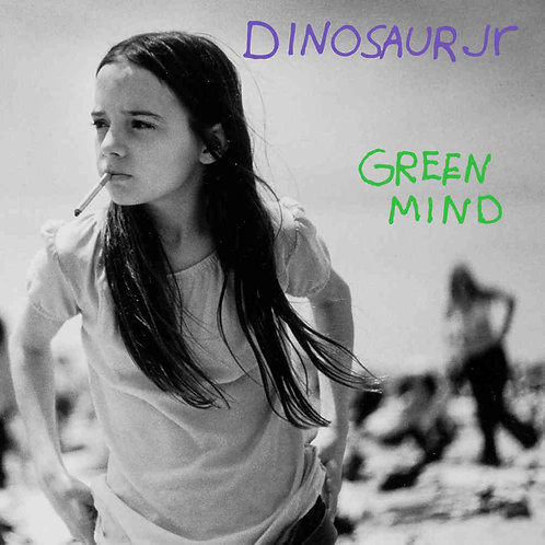 DINOSAUR JR. 2xLP Green Mind (Deluxe Expanded Green Coloured Vinyls)