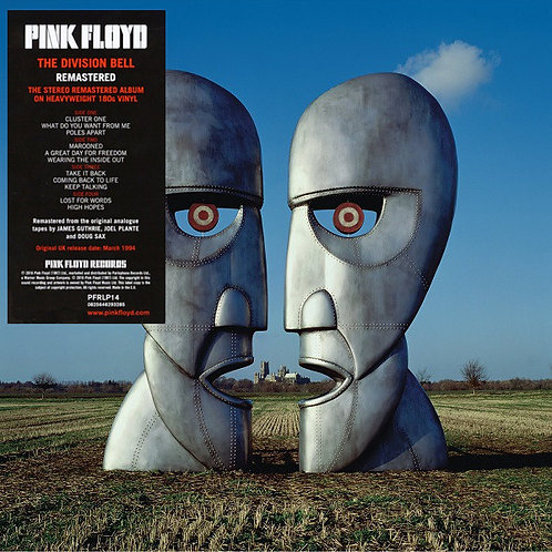 PINK FLOYD 2xLP The Division Bell (Remastered)