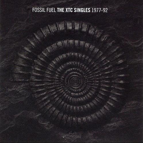 XTC 2xCD Fossil Fuel - The XTC Singles 1977-92