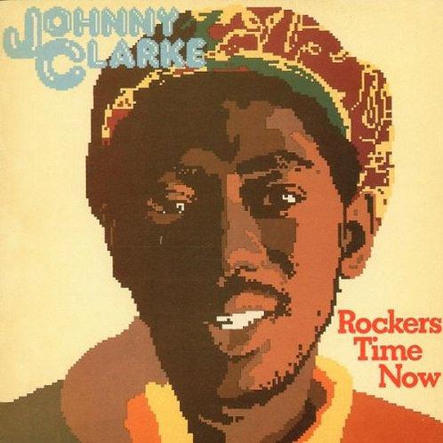 JOHNNY CLARKE CD Rockers Time Now
