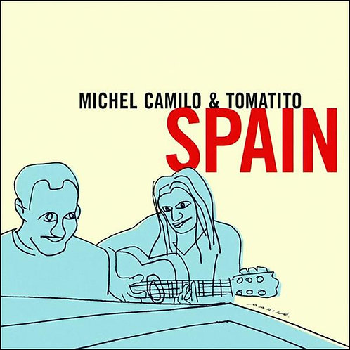 MICHEL CAMILO & TOMATITO CD Spain