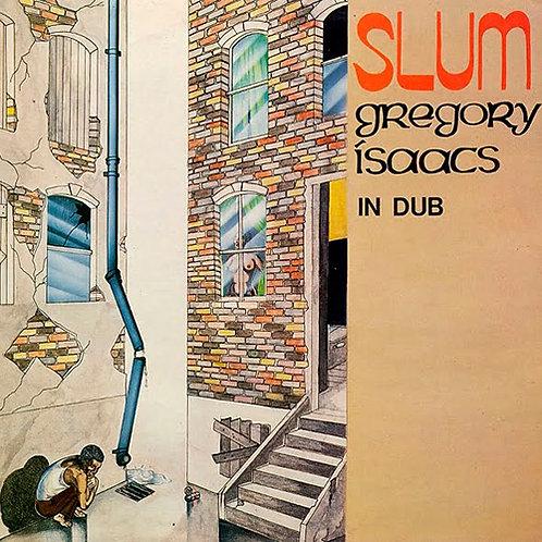 GREGORY ISAACS CD Slum in Dub