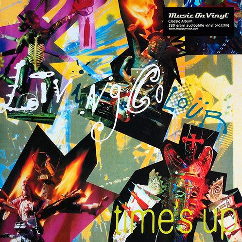 LIVING COLOUR LP Time's Up (180 gram audiophile vinyl)