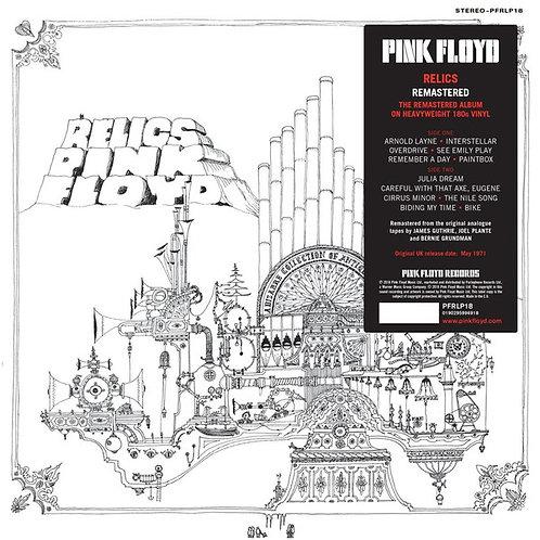 PINK FLOYD LP Relics (Remastered)
