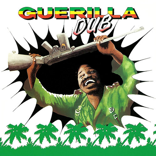 THE AGGRAVATORS & THE REVOLUTIONARIES LP Guerilla Dub