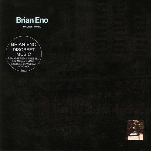 BRIAN ENO LP Discreet Music (Remastered)