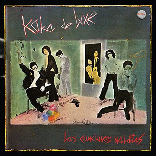 KAKA DE LUXE LP Las Canciones Malditas