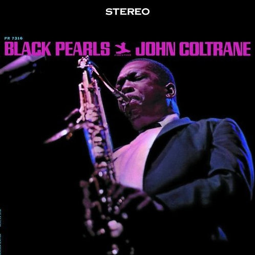 JOHN COLTRANE CD Black Pearls (RVG Remasters)