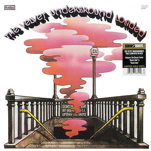 VELVET UNDERGROUND LP Loaded (Gold Coloured Vinyl)