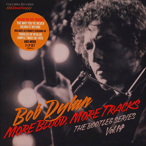 BOB DYLAN 2xLP More Blood, More Tracks (The Bootleg Series Vol. 14)