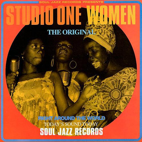 VARIOUS 2xLP Studio One Women
