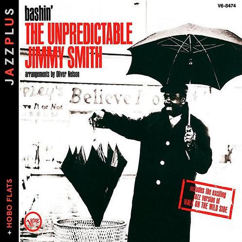 JIMMY SMITH CD Bashin' - The Unpredictable Jimmy Smith + Hobo Flats
