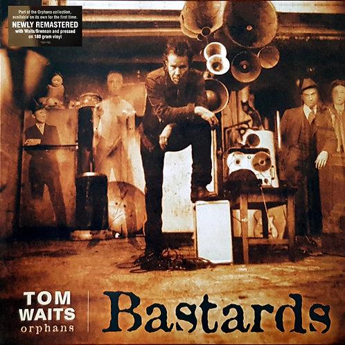 TOM WAITS 2xLP Bastards (Remastered)