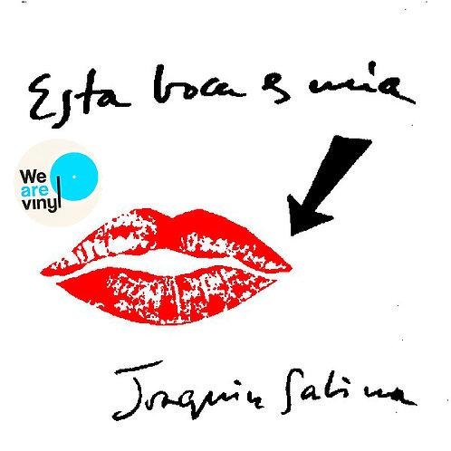 JOAQUIN SABINA LP Esta Boca Es Mía (Picture Disc)