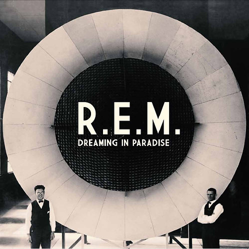 REM 2xLP Dreaming In Paradise (Live 1983)