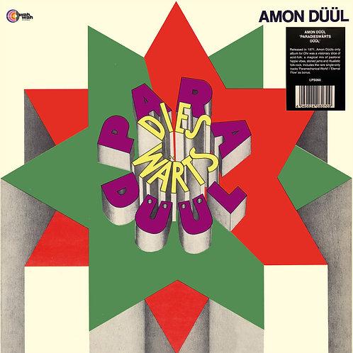 AMON DÜÜL II LP Paradieswärts Düül