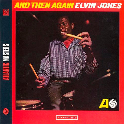 ELVIN JONES CD And Then Again (Digipack)