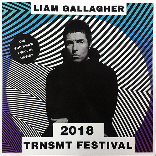 LIAM GALLAGHER LP TRNSMT Festival 2018 - Did You Know I Was In Oasis?