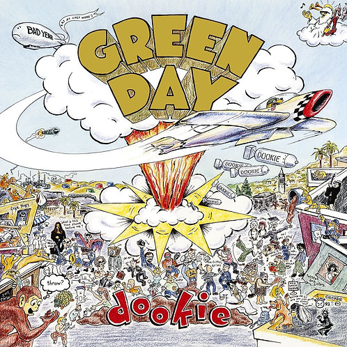 GREEN DAY LP Dookie