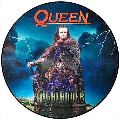 QUEEN LP Highlander Ost (Picture Disc)