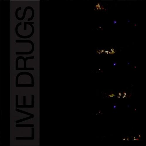 THE WAR ON DRUGS 2xLP Live Drugs