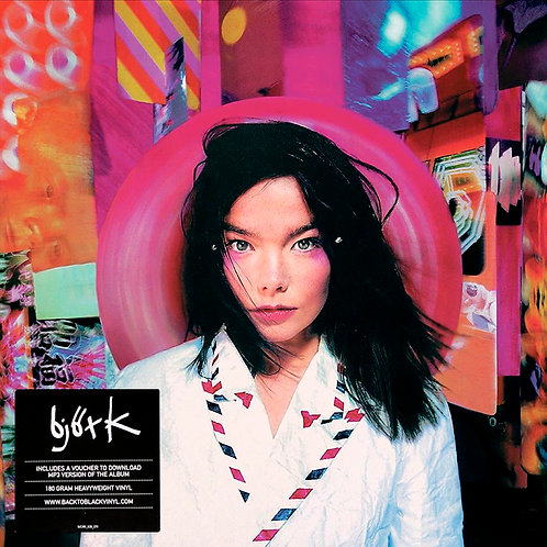 BJORK LP Post (180 Gram Heavyweight)