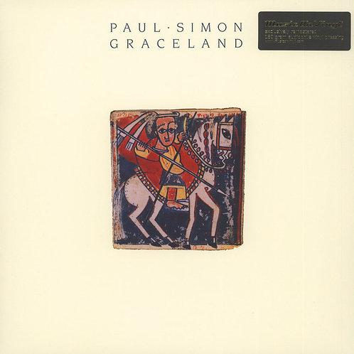 PAUL SIMON LP Graceland (180 gram audiophile vinyl)