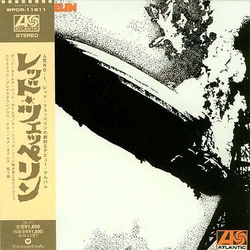 LED ZEPPELIN CD I (Japan Mini Lp)