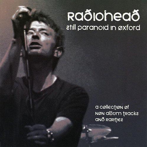 RADIOHEAD CD Still Paranoid In Oxford