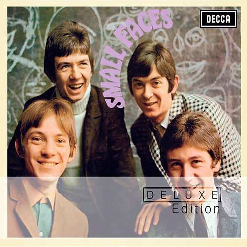 SMALL FACES 2xCD Small Faces (Deluxe Edition)