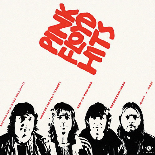PINK FLOYD LP Hits (Brazilian)