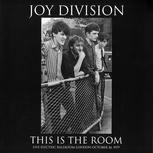 JOY DIVISION LP This Is The Room: Live Electric Ballroom London October 26, 1979