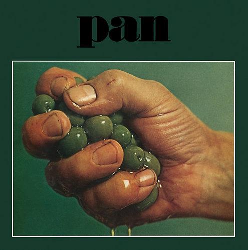 PAN LP Pan (Danish Progressive Rock)