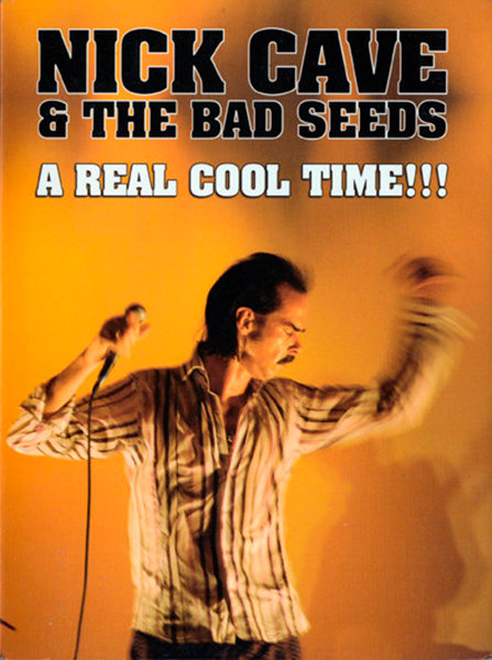 NICK CAVE DVD A Real Cool Time!!! (Digipack)
