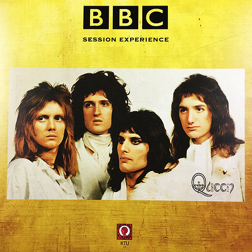 QUEEN LP BBC Session Experience (Green Coloured Vinyl)