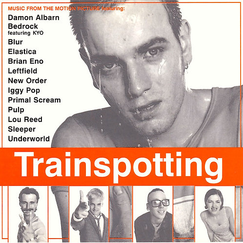 VARIOS CD OST Trainspotting (Music From The Motion Picture)