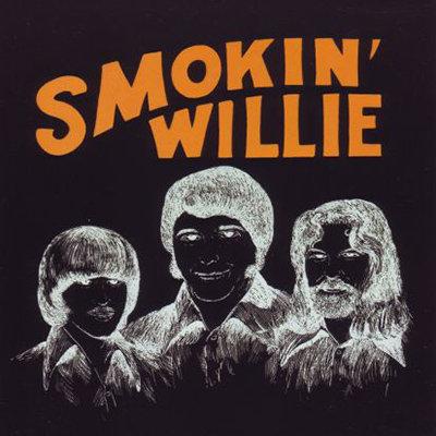 SMOKIN' WILLIE CD Smokin' Willie (1972)