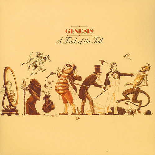 GENESIS LP A Trick Of The Tail (Remastered 2016)