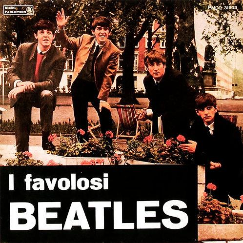 BEATLES LP I Favolosi Beatles (Italian Cover)
