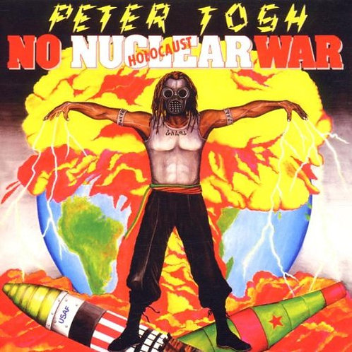 PETER TOSH CD No Nuclear War