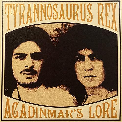 TYRANNOSAURUS REX LP Agadinmar's Lore - Live In Cologne 1970